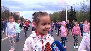 В столице прошла генеральная репетиция парада Победы и шествия  Бессмертного полка