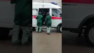 Подозрение на коронавирус в Балаково Саратовской области