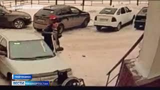 Водителя, совершившего наезд на инвалидную коляску в Башкирии, привлекли к ответственности