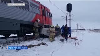 Смертельная авария произошла в Архангельском районе Башкирии