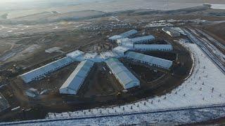 Ковид центр. г. Стерлитамак. 25 ноября 2020