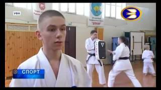 Всероссийский Турнир по традиционному каратэ Фудокан 23.04.2017 в спортивном комплексе г. Уфы