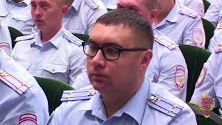В МВД Башкортостана подвели итоги работы ведомства за I полугодие 2018 года