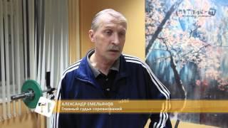 Новости от Спутник-ТВ, про чемпионат по мини-футболу