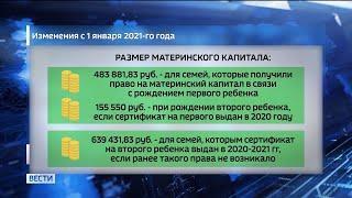 Рост пенсий, новый МРОТ и закон об «удаленке»: что изменилось для жителей Башкирии с 1 января
