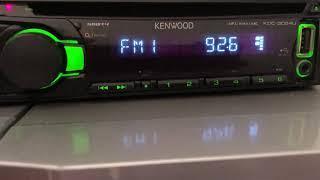 [ES] 92.6 Love Radio (Башкирия, г.Стерлитамак), distance 1616 km. 30.05.21. UTC 05:09