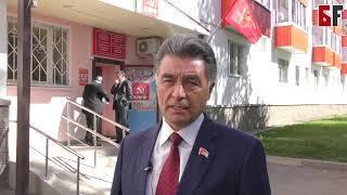 Коммунисты довольны результатом проведенной избирательной кампании в Госсобрание РБ