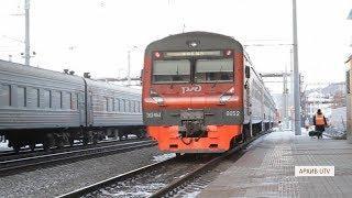 UTV.  До уфимского аэропорта можно будет доехать на поезде по карте «Алга»