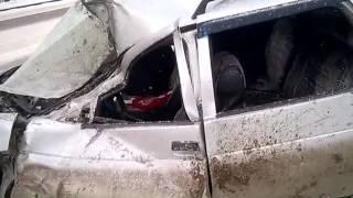 Серьезная авария в Стерлитамаке