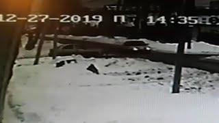 В столкновении двух автомобилей на перекрестке в Стерлитамаке пострадал ребенок | Ufa1.RU