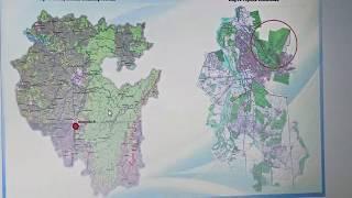 План и визуализация генерального плана по реконструкции Тайрука, моста, пляжа Ишимбая