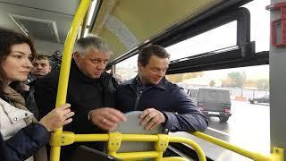 Радий Хабиров потребовал снизить завышенную в два раза цену за проезд в автобусе