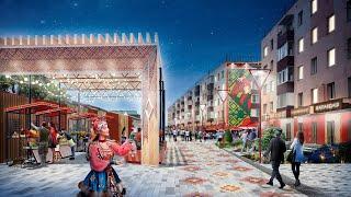 UTV. «Центральный парк» в Агидели и «Арбат» в Янауле. Как преобразятся башкирские города в 2020