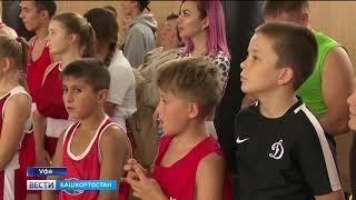 В Уфе могут открыть школу бокса Николая Валуева