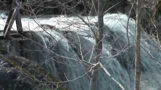 "Водопад ""Кук-Караук"" Апрель 2013г."