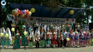 В Новосибирске отметили татаро-башкирский народный праздник Сабантуй