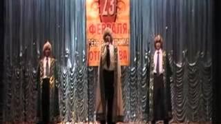 """Башкирская народная песня """"Шаймуратов генерал"""""""