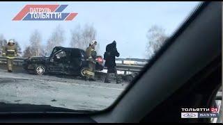 ДТП с пострадавшими на М5 («Патруль Тольятти» 18.02.2020)