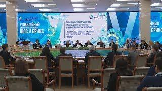 UTV. В Уфе предпринимателям стран ШОС и БРИКС рассказали о башкирских бизнес-шерифах