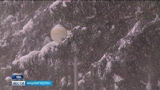 Ночью в Башкирии прогнозируют 28-градусный мороз