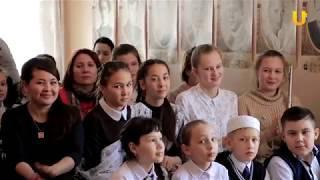 Новости UTV. Городской литературный конкурс