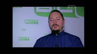 Эксклюзивное интервью и обещание незабываемого концерта  Иеромонах Фотий побывал в гостях у БСТ