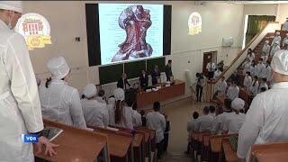 В Уфе за вклад в борьбу с коронавирусом наградили студентов-медиков и ординаторов