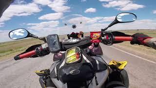Одиночное путешествие на мотоцикле по матушке России. Июнь 2018