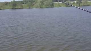 Рыбалка на озере Линёвое. Башкирия