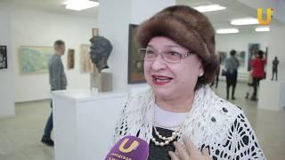 Новости UTV. Выставка Союза художников Татарстана