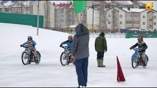 Новости UTV. Соревнования по ледогари прошли в Салавате