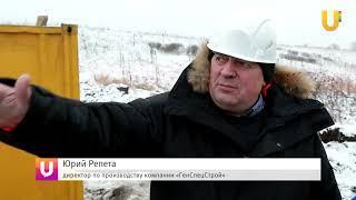 UTV. В Башкирии теперь меняют трубы под трассами, не закрывая их для водителей.