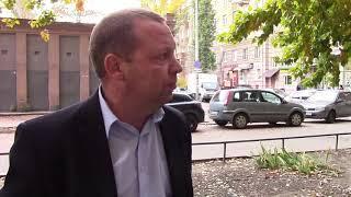 Задержание чекистами адвоката в Саратове