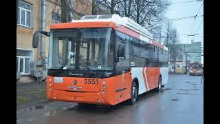 В Уфе планируют производить 100 новых троллейбусов в год