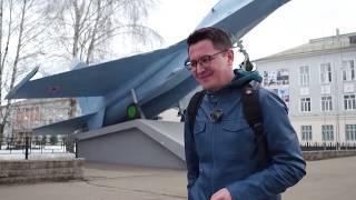 Памятники самолетам в Уфе