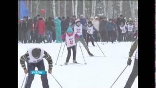 Новую лыже-роллерную трассу запустили в Учалинском районе