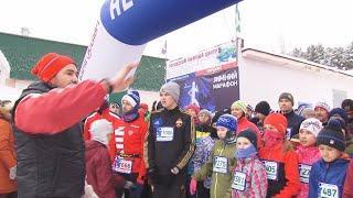 Зимний марафон