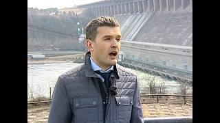 На Братской ГЭС продолжается модернизация