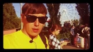 Прогулка по парку Гагарина после дня города Стерлитамак