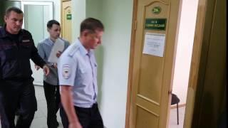"""Дело обвиняемого в убийстве из карабина """"Сайга"""" в центре Благовещенска начали рассматривать в суде"""