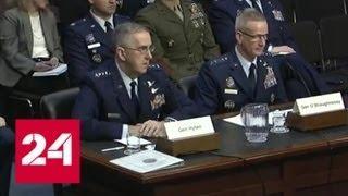 Полковник США обвинила генерала в домогательствах, он это отрицает - Россия 24