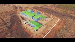 Мусоросортировочный завод до 200 000 тонн в городе Ишимбай