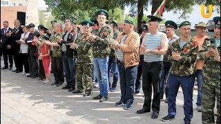 Новости UTV. Торжественное мероприятие в честь Дня пограничника