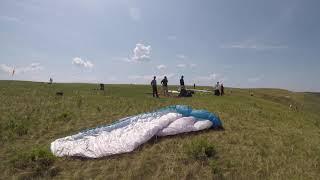 Аслыкуль-Кумертау,полет на параплане,18.05.21,ч1