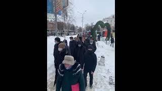 Уфа двинулась к ПРАВИТЕЛЬСТВА. митинг Уфа Навальный