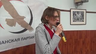 """""""Почему либертарианство выгоднее бедным""""   Михаил Светов в Уфе"""