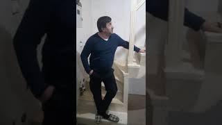 Лестницы на заказ отзыв клиента Шамонино Уфа Башкортостан