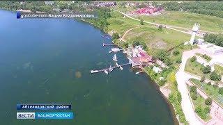 Озеро Банное в Башкирии - самый популярный курорт в России