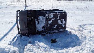 14.02.2021г - В Башкирии 78-летний водитель скончался на месте ДТП.