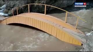 Резко разлившаяся река Шульган грозит подтопить Капову пещеру